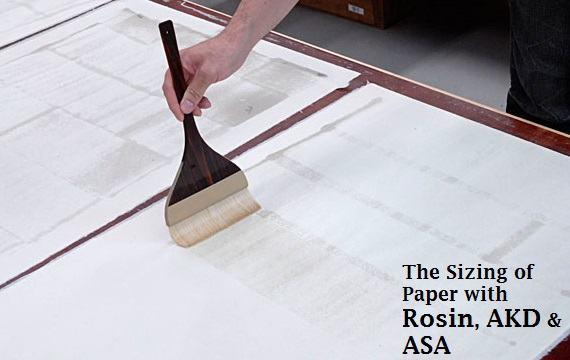 Sizing of Paper